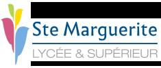 Logo lycée Sainte Marguerite